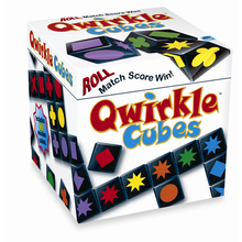 Qwirkle Cubes by MindWare