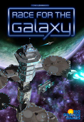 Race For The Galaxy by Rio Grande Games / Ystari Games