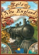 Rails of New England by Rio Grande Games