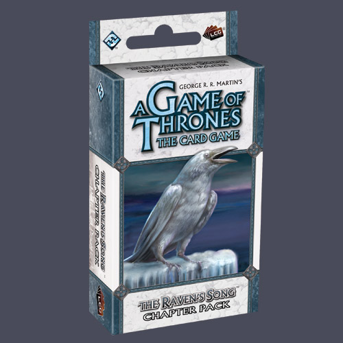 A Game of Thrones LCG: The Raven's Song Chapter Pack by Fantasy Flight Games