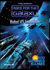 Race For The Galaxy: Rebel Vs Imperium by Rio Grande Games