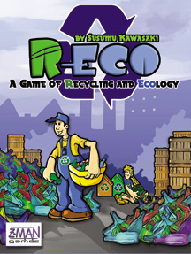 R-eco by Z-Man Games, Inc.