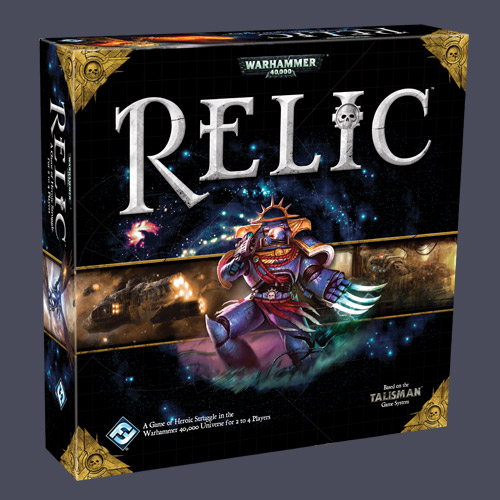 Relic by Fantasy Flight Games