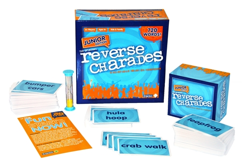 Reverse Charades Junior by Gryphon Games