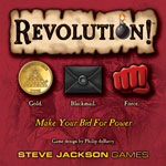Revolution! by Steve Jackson Games