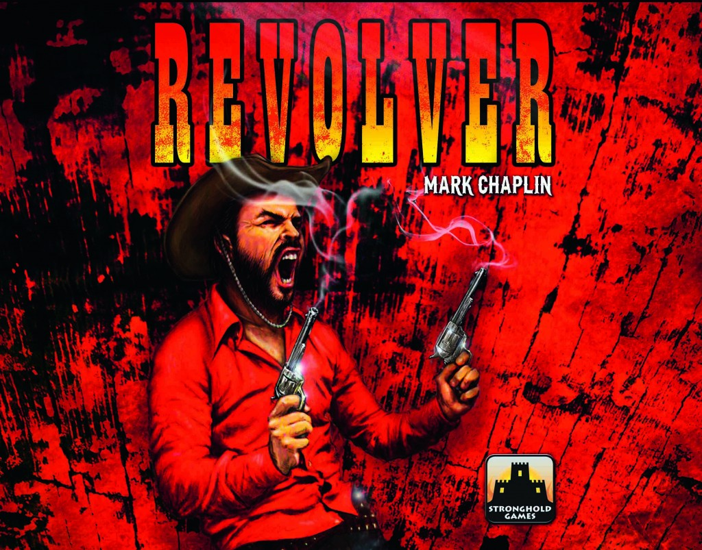 Revolver: The Wild West Gunfighting Game by Stronghold Games