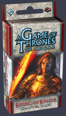 A Game Of Thrones LCG: Rituals Of R'hollor Chapter Pack by Fantasy Flight Games