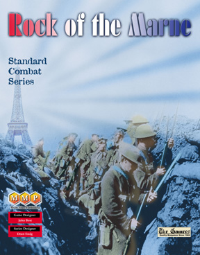 SCS Rock of the Marne by Multi-Man Publishing