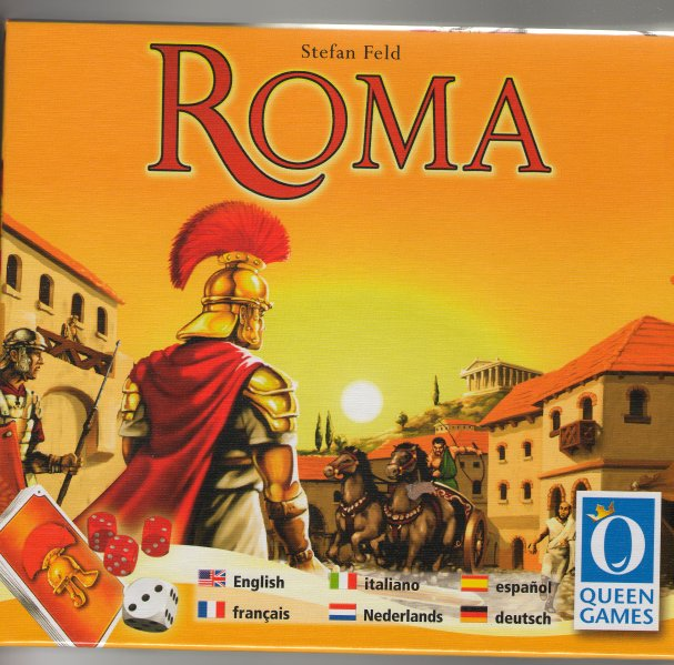 Roma by Queen Games