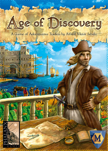Age Of Discovery by Mayfair Games