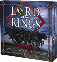 Lord of the Rings - Sauron Expansion by Fantasy Flight