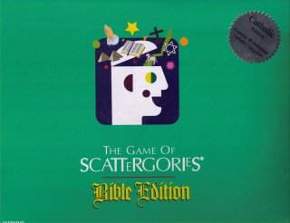 Scattergories: Catholic Edition by Cactus Game Design