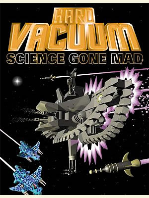 Hard Vacuum - Science Gone Mad Expansion (booklet) by Fat Messiah Games