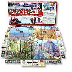 Search & Rescue by Family Pastimes