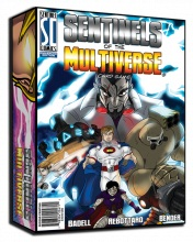 Sentinels Of The Multiverse: Enhanced 2nd Edition by Greater Than Games