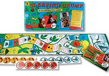 Sleeping Grump by Family Pastimes