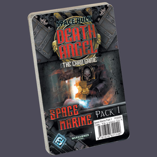 Space Hulk: Death Angel - Space Marine Pack 1 Expansion by Fantasy Flight Games