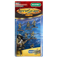 Heroscape Expansion Set - Spearmen & Riflemen (Fields of Valor) - Wave 7 by Hasbro