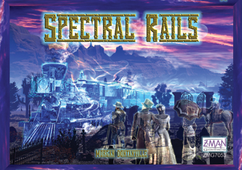 Spectral Rails by Z-Man Games, Inc.