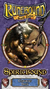 Runebound Class Deck: Spiritbound by Fantasy Flight Games