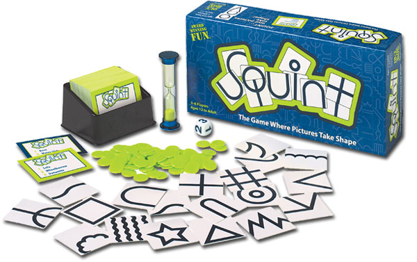 Squint by Out of the Box Publishing