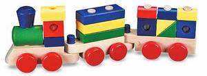 Stacking Train Toddler Toy by Melissa and Doug