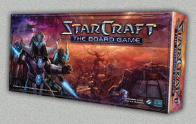 Starcraft Board Game by Fantasy Flight Games