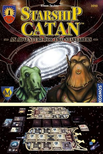 Starship Catan by Mayfair Games