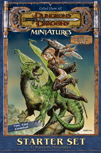 Dungeons & Dragons CMG: Aberrations Starter Set by TSR Inc.