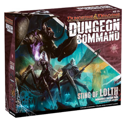 Dungeons & Dragons: Dungeon Command - Sting of Lolth by Wizards of the Coast