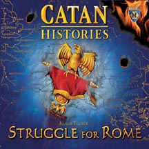 Settlers of Catan: Struggle for Rome by Mayfair Games
