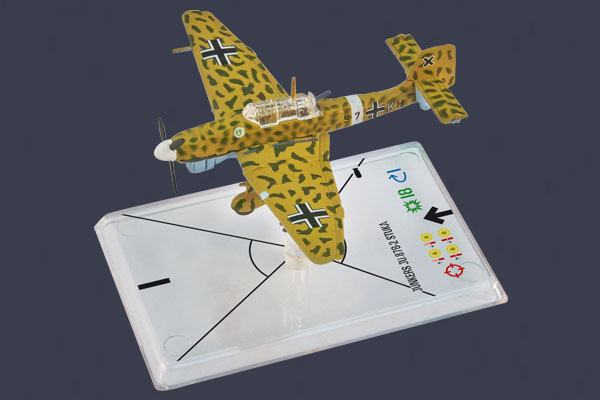 Wings of War: Junkers Ju 87b-2 Stuka - I/StG3 by Fantasy Flight Games