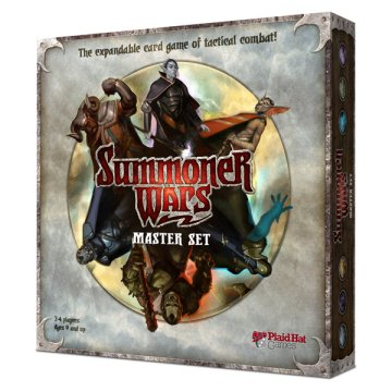 Summoner Wars Master Set by Plaid Hat Games