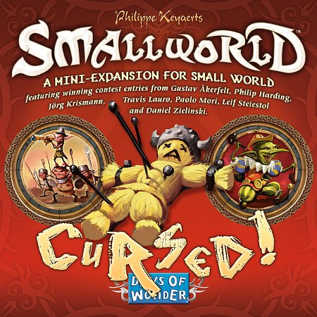 Small World: Cursed! by Days of Wonder, Inc.