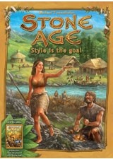 Stone Age: Style is the Goal Expansion by Rio Grande Games