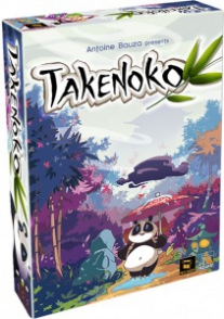 Takenoko by Asmodee Editions
