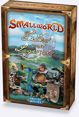 Small World: Tales & Legends by Days of Wonder, Inc.