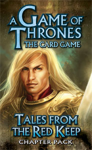 A Game Of Thrones Lcg: Tales Of The Red Keep Chapter Pack by Fantasy Flight Games