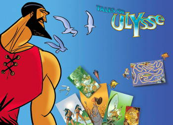 Tales of Ulysses by Clash of Arms Games
