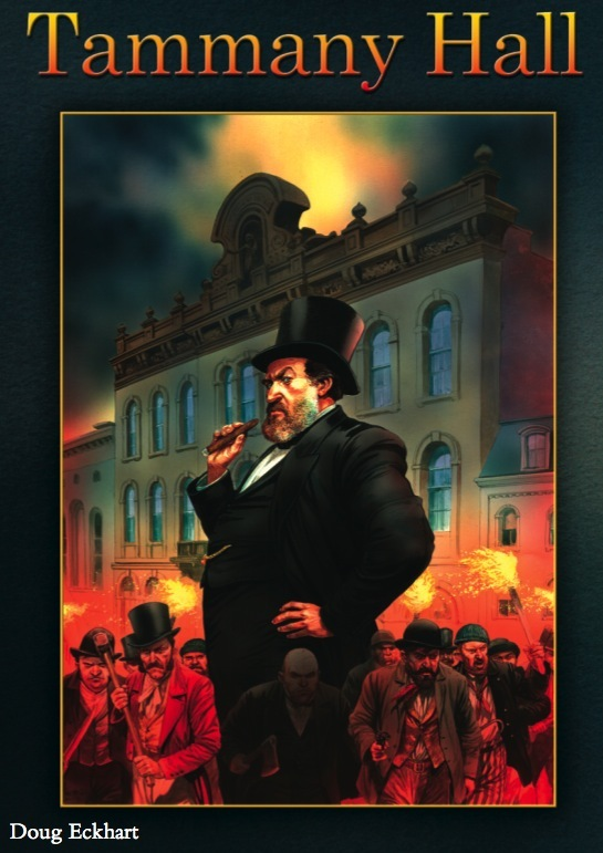 Tammany Hall by Pandasaurus Games