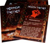 Terror Tactics Command Deck (for use with Risk 2210) by Insurgency Games