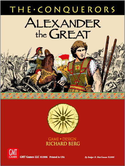 The Conqueror: Alexander the Great by GMT Games