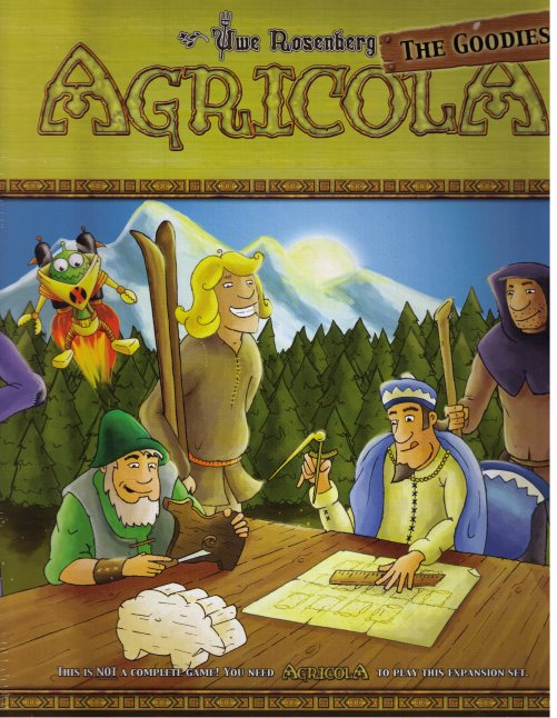 Agricola: The Goodies Expansion by Lookout Games