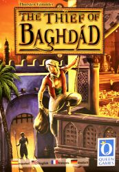 Thief of Baghdad by Rio Grande Games