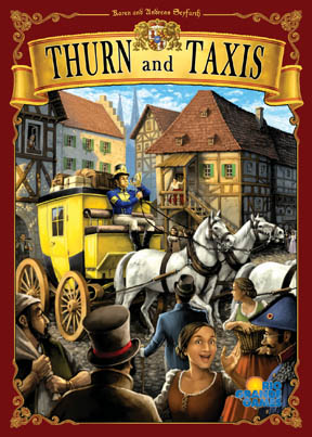 Thurn & Taxis by Rio Grande Games