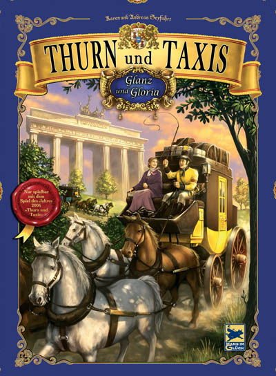 Thurn & Taxis: for Power & Glory by Rio Grande