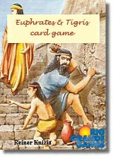 Euphrates & Tigris Card Game by Rio Grande Games
