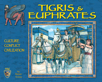 Tigris and Euphrates by Mayfair Games