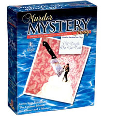 Murder Mystery Party: Til Death do us Part by University Games