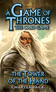 A Game Of Thrones Lcg: The Tower Of The Hand Chapter Pack by Fantasy Flight Games